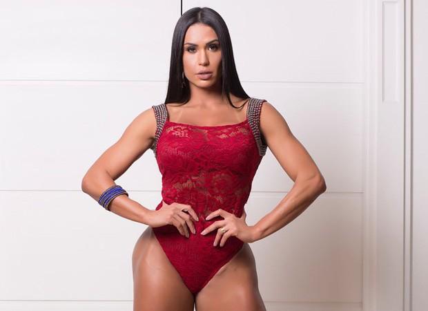 Gracyanne Barbosa (Foto:  Máfia Brasileira/ VH Assessoria)
