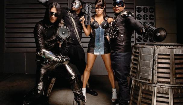 Black Eyed Peas (Foto: Reprodução)
