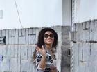 Famosos vão ao aniversário de Camila Pitanga no Rio