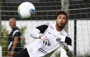 """De """"ressaca"""" pós-título, Santos escala reservas para enfrentar o Maringá"""