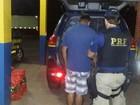 Caminhoneiro é preso com 21 notas falsas de R$ 100 na BR-135