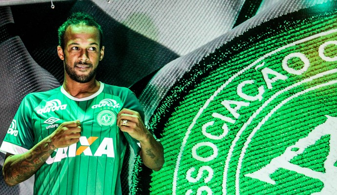Bruno Silva Chapecoense (Foto: Francieli Constante/Chapecoense)
