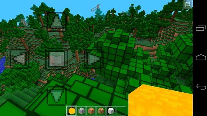 Comece um novo jogo no BlockLauncher para usar os mods (Foto: Reprodução/Tais Carvalho)