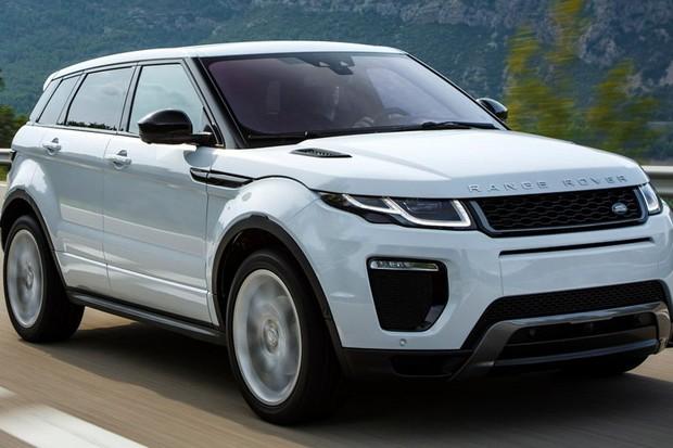 Land Rover Range Rover Evoque (Foto: Divulgação)