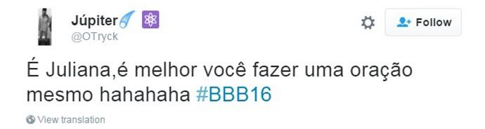 Ana Paula voltando ao BBB16 - 07 (Foto: Reprodução Internet)