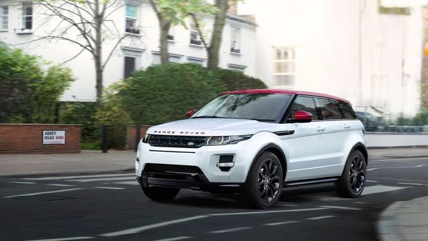 Land Rover Range Rover Evoque NW8 (Foto: Divulgação )