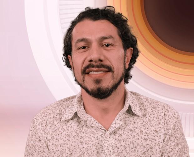 Rômulo Neves é um dos participantes do BBB 17 (Foto: Divulgação Globo)