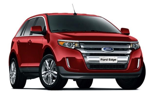 Auto Esporte Ford Edge Ganha Novas Cores E Mant 233 M Pre 231 Os