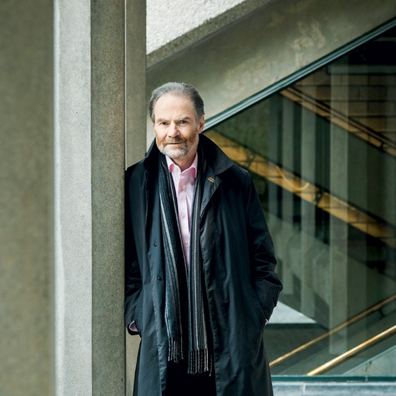 Timothy Garton historiador britânico (Foto: Anna Huix/The New York Times)