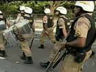 PMs vão preparar manual para uso de armas e equipamentos em protestos