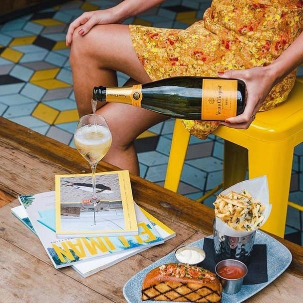 Freehold é um ótimo lugar para ver gente e tomar bons drinks (Foto: Instagram/Reprodução)
