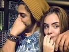 Douglas Sampaio posa com mulher e fãs comentam: 'Parece a Rayanne'