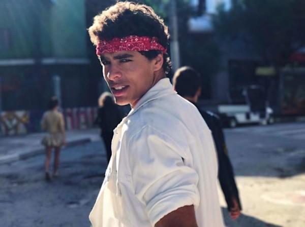 Matheus Abreu (Foto: Reprodução / Instagram)