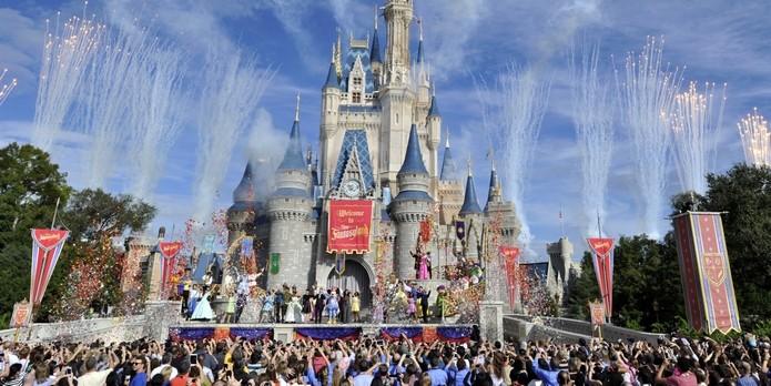 Disney é o vencedor de buscas entre destinos de viagem (Foto: Reprodução/Gene Duncan)