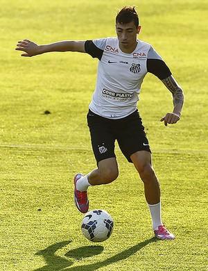 Rildo Santos (Foto: Ricardo Saibun / Divulgação Santos FC)
