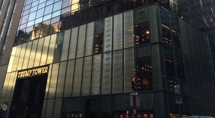 Trump Tower apartamento José Maria Marin Nova York (Foto: GloboEsporte.com/Martin Fernandez)