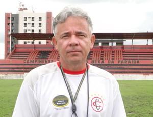 Técnico Degmar Silva (Foto: Divulgação)