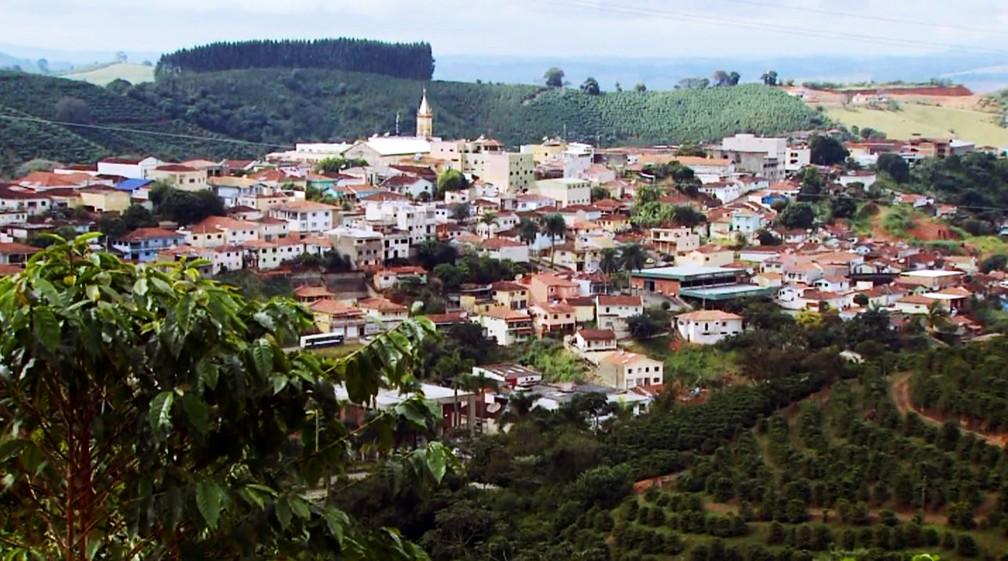 20% da área de Cabo Verde é coberta por café (Foto: Reprodução EPTV)
