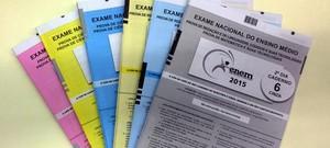 provas_do_enem_2015 Nota do Enem 2015 será divulgada no dia 8 de janeiro, diz MEC