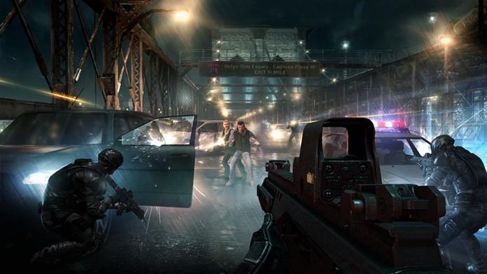 Conceitos de Rainbow 6: Patriots acabaram gerando o multiplayer Siege (Foto: Divulgação/Ubisoft)