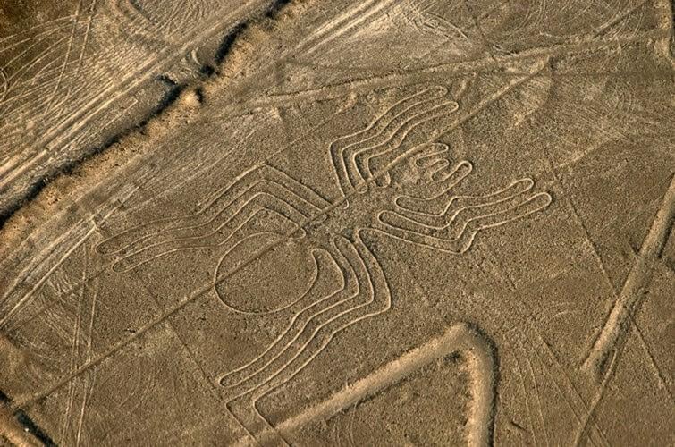 Nasca, no Peru (Foto: Divulgao)