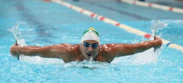 natação Paralimpíadas Clodoaldo Silva (Foto: Divulgação)