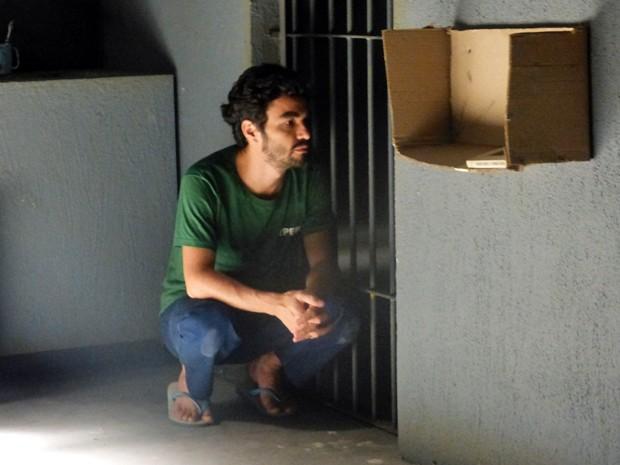 Pedro termina preso (Foto: Gshow)