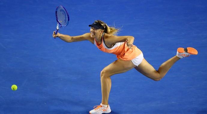 tênis Maria Sharapova Aberto da Austrália (Foto: Getty Images)