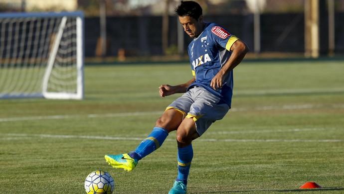 Robinho, Cruzeiro (Foto: Washington Alves/ Light Press)