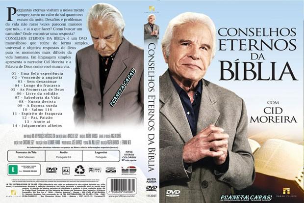 Cid Moreira gravou CDs e DVDs religiosos a partir de 1999 (Foto: Reprodução)