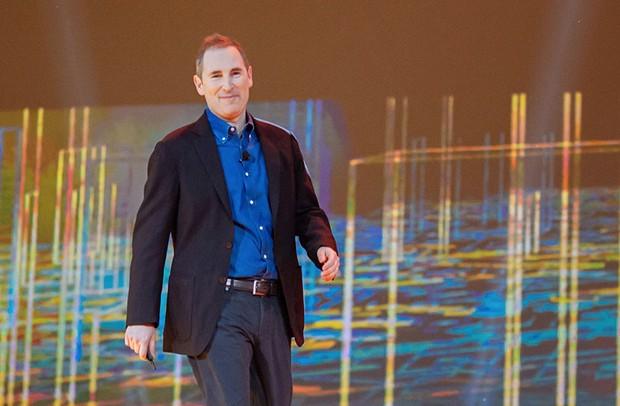 Andy Jassy, chefe da Amazon Web Services (Foto: Divulgação/AWS)