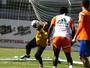 Com Fred atacando de goleiro, Flu faz treino leve antes de pegar o Madureira