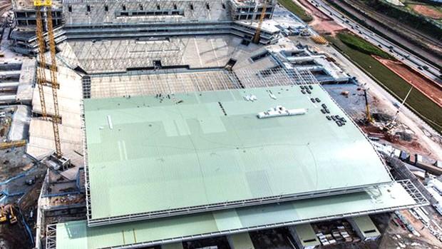 Arena corinthians (Foto: Divulgação / Fifa.com)