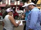 OAB coleta assinaturas para reforma política, em Imperatriz