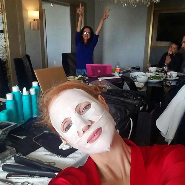 Jessica Chastain (Foto: Instagram)