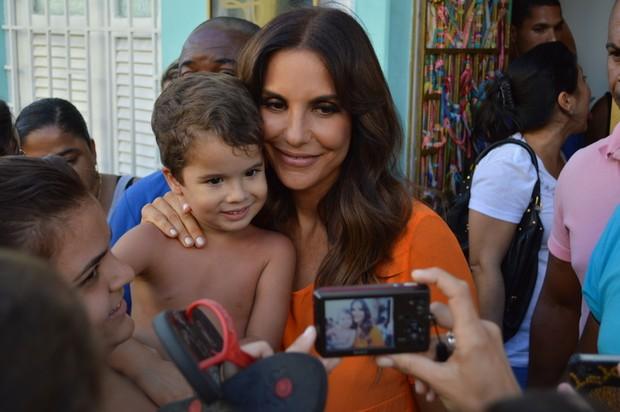 Ivete Sangalo (Foto: Felipe Souto Maior / AgNews)