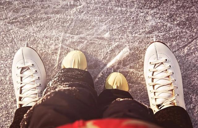 Ice Village: patinação para adultos e crianças (Foto: Divulgação)