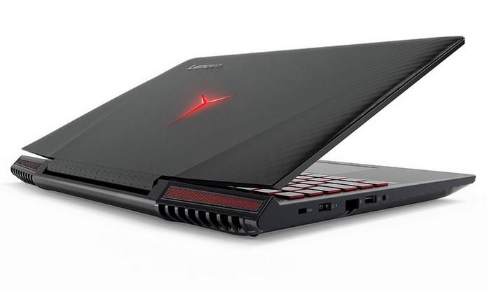 Legion Y720, primeiro notebook de nova linha gamer da Lenovo (Foto: Divulgação/Lenovo)