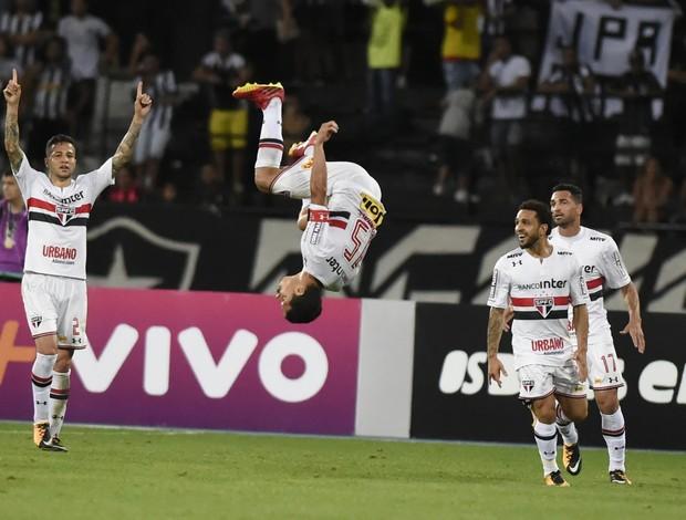 Hernanes São Paulo Botafogo