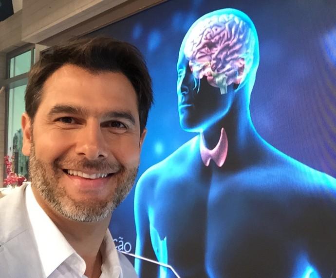 Dr. Fernando Gomes Pinto revela alimentos preciosos (Foto: Arquivo Pessoal)