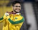 Yohansson Nascimento fecha o ano com título mundial e pódio no Parapan