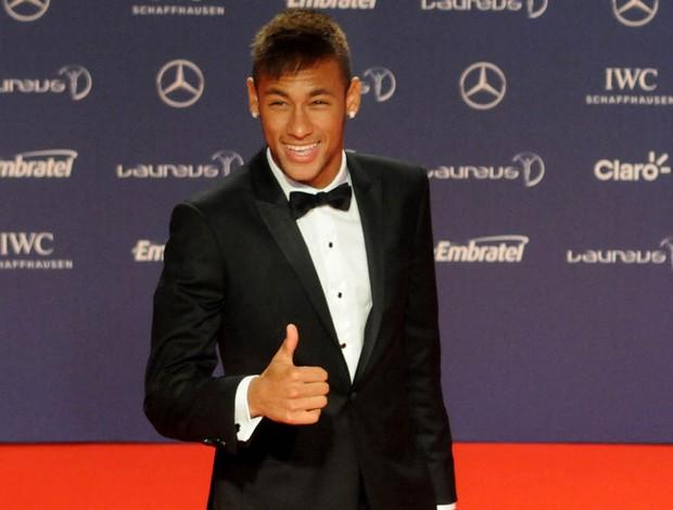 Prêmio Laureus - Neymar (Foto: André Durão)