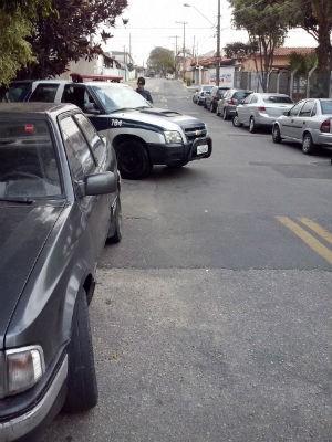 Adolescente de 16 anos é detido enquanto dirige carro de conhecido (Foto: Divulgação/ GCM Sorocaba)