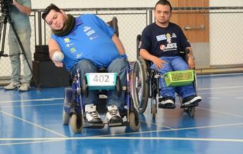 Dirceu e Maciel encerram fase de treinos para a disputa do Parapan