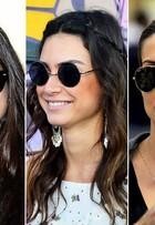 Inspire-se nas famosas e descubra os óculos que combinam com você