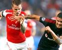 """""""Não tinha motivo para cavar pênalti"""", Ramon critica juiz de jogo com Arsenal"""