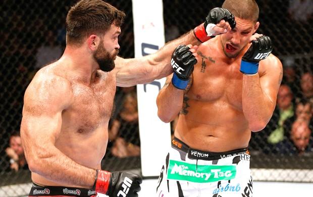 Andrei Arlovski X Brendan Schaub UFC 174 (Foto: Getty Images)