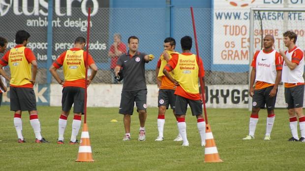inter dunga pré-temporada treino (Foto: Diego Guichard/Globoesporte.com)