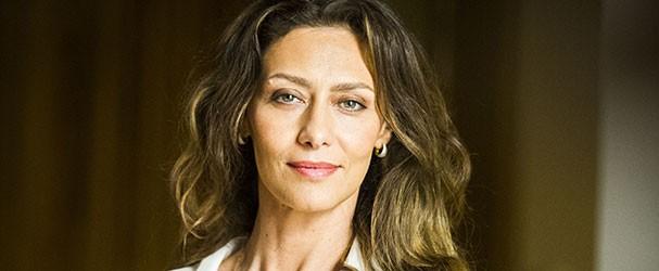 Joyce (Maria Fernanda Cândido) (Foto: TV Globo)