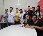 Porta dos Fundos vai lançar filme (Isabela Marinho/G1)